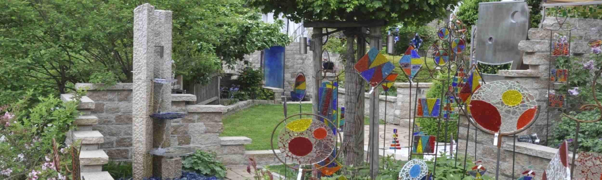 glas stadl die glasfusing manufaktur,fusing glas krativ seminare, Garten ideen